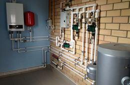 Монтаж газового отопления под ключ Лыткарино