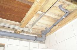 Монтаж канализации на даче под ключ Лыткарино