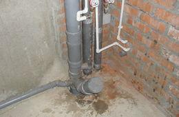 Монтаж канализации в квартире под ключ Лыткарино