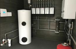 Монтаж системы отопления в частном доме Лыткарино
