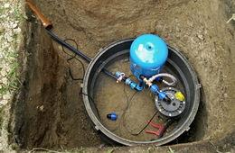 Монтаж водоснабжения на даче Лыткарино