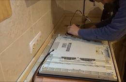Подключение варочной панели к электросети Лыткарино