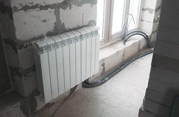 Замена радиаторов отопления в квартире Лыткарино
